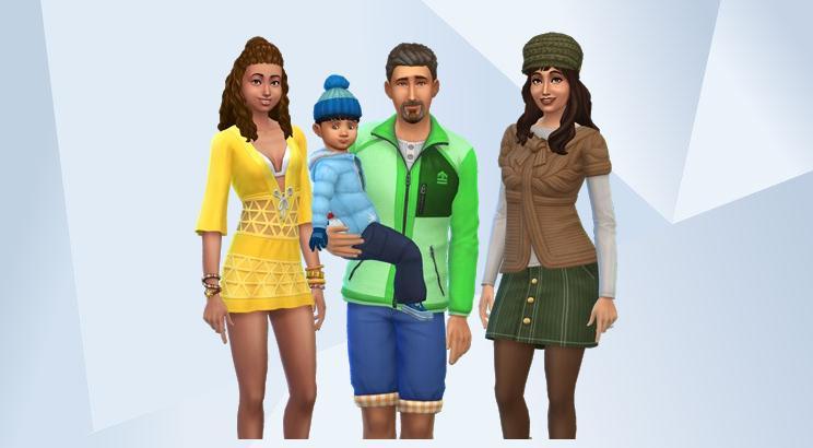 семья клаймейт