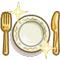 традиция Грандиозный ужин