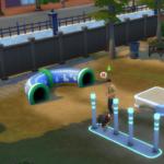 Дрессировка в «The Sims 4: Кошки и собаки»
