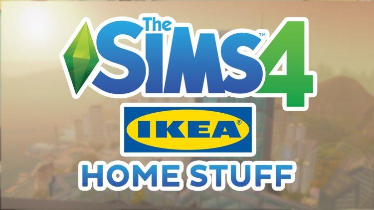 моддер конвертировал каталог The Sims 2 идеи от Ikea для The Sims 4